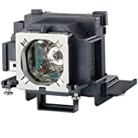 Panasonic PT-VX400 Projector Assembly with High Quality Original Bulb Inside
