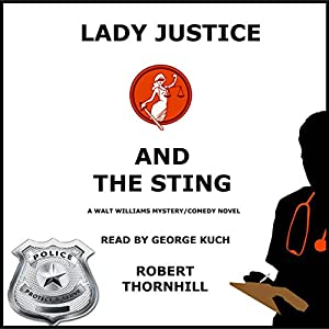 Lady Justice and the Sting Audiobook