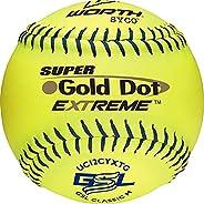 """Worth SYCO XT W00542705 Softball 12"""" Classic M, Y"""