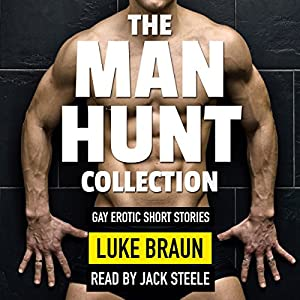 The Man Hunt Collection Audiobook