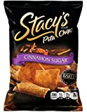 Stacy's Pita Chips, Cinnamon Sugar, 1.5-Ounce Bags (Pack of 24)