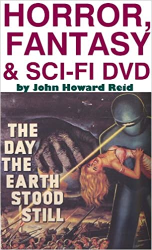 Read online Horror, Fantasy & Sci-Fi DVD PDF, azw (Kindle), ePub