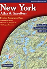 Rely on delorme ATLAS & gazetteer paper maps for the utmost in trip Planning and backcountry access. It's available in paperback (11-inches x 15.5-Inches) for all 50 States.