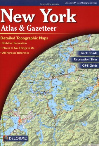 New York Atlas and Gazetteer - Nyc In Shopping Centers