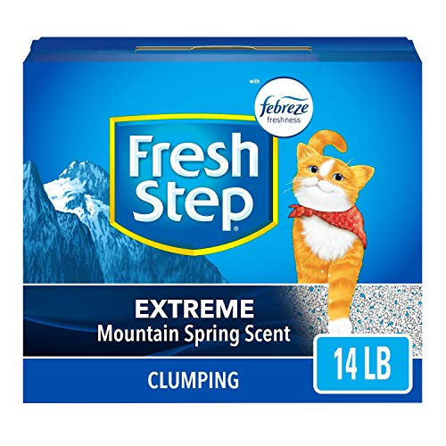 Fresh Step Extreme Scented