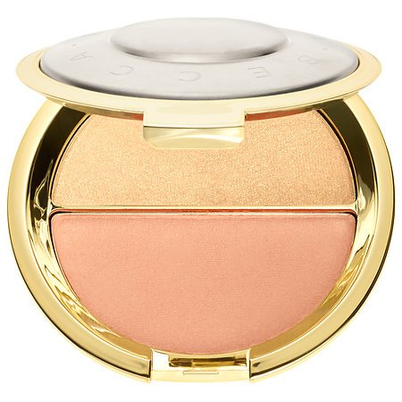 Blush Duo Compact Mineral - Becca x Jaclyn Hill Champagne Splits Shimmering Skin Perfector Mineral Blush Duo # Prosecco Pop/Amaretto