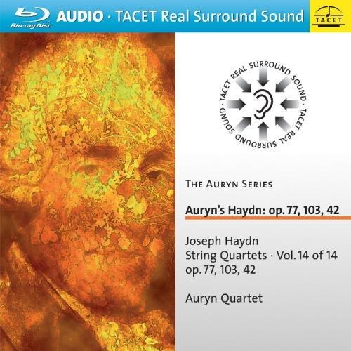 Auryn Quartett - Auryn\'s Haydn 14 (Blu-ray Audio)