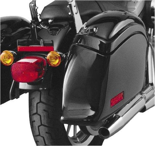 National Cycle CruiseLiner Hard Smooth Back Saddlebags N1101 - National Cycle Bags