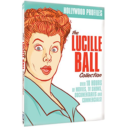 Hollywood Profiles The Lucille Ball DVD Collection - 10 Hours Of Love Lucy - Johnson Creek Hours