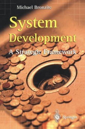 Download System Development: A Strategic Framework Pdf