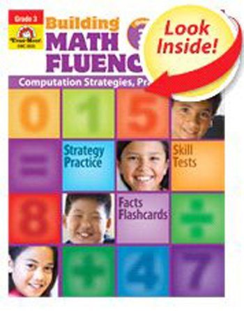 EMC3035 - MATH FLUENCY GR 3 (Building Math Fluency Grade 3 compare prices)