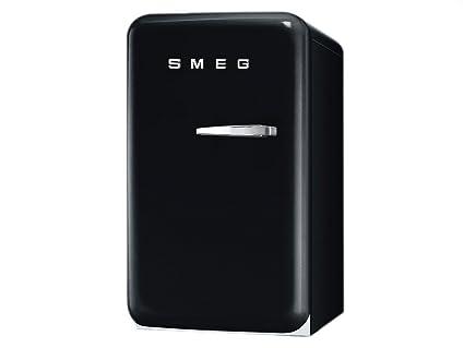 Smeg Kühlschrank Schwarz : Smeg fab lne autonome l d schwarz kühlschrank kühlschränke