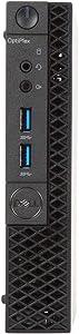 Newest Dell Optiplex 3040 Micro Computer Mini Tower PC (Intel Quad Core i5-6500T, 8GB DDR4 Ram, 256GB Solid State SSD, HDMI, VGA, WiFi) Win 10 Pro (Renewed)
