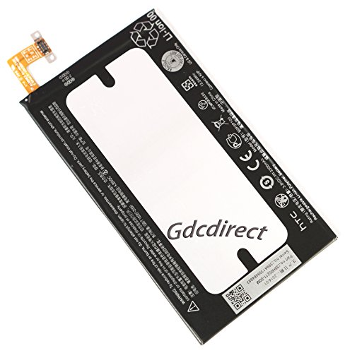 New Genuine OEM HTC One Max 3300mAh Internal Battery B0P3P100 3.8V 6600LVW US Seller (Phones Cell Htc Batteries)
