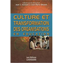 Culture & transformation organisations