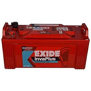 Exide Technologies Inva Plus Battery 150Ah/12V (Red)