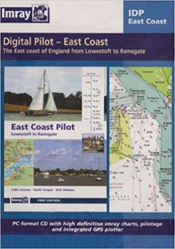 Imray Digital Pilot: East Coast: Amazon.es: Jarman, Colin, Cooper, Garth, Holness, Dick: Libros en idiomas extranjeros