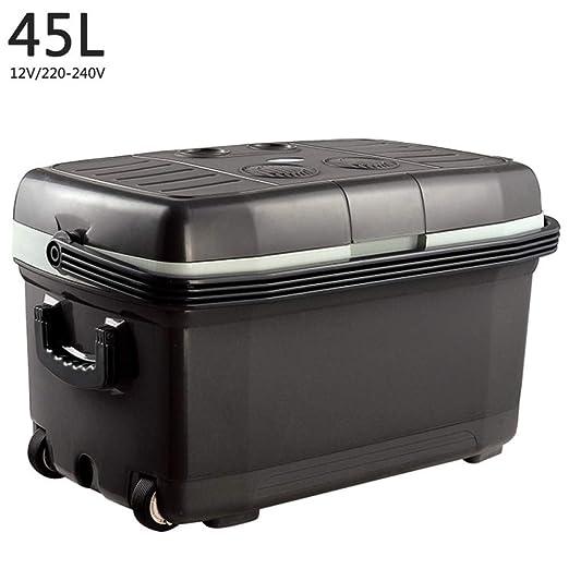 Refrigerador del automóvil Compresor Congelador Caja fría ...
