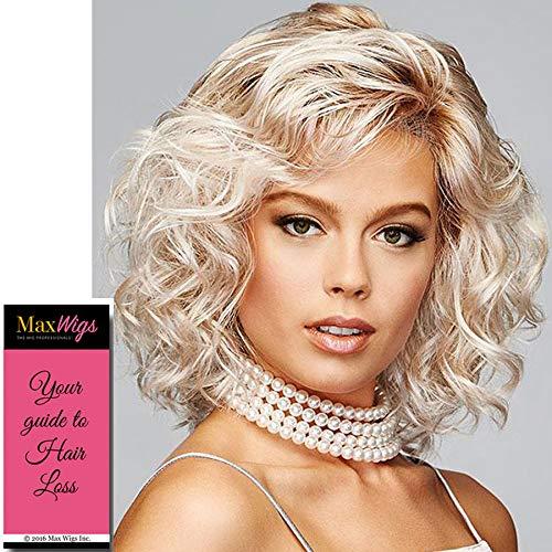 - Curl Up Wig Color GL12-14 MOCHA - Gabor Wigs 9.5