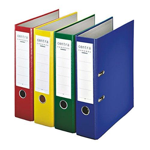 Leitz Chromos 231142 Folder with Slots A4 Thin Plastic Mint