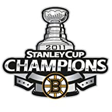 Fathead 64-64253 Wall Decal, Boston Bruins Stanley Cup Champs Logo