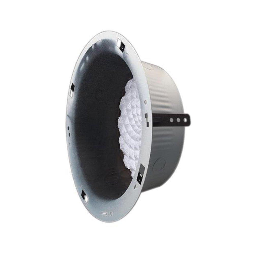 New Bogen Round Recessed Ceiling Speaker Enclosure 8in Cone-Type Loudspeakers UL Approved BG-RE84