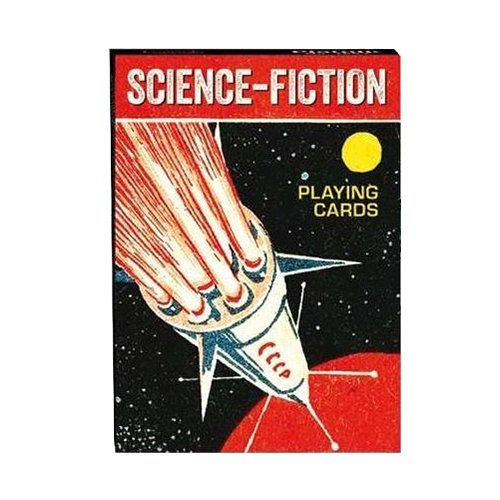Piatnik Science-Fiction Playing Cards by Piatnik