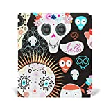 Book Covers Notebook Textbook Jumbo School Educational Supply Office Homecoming Skull Black Bone