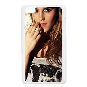 Celebrities Sexy Emma Watson iPod Touch 4 Case White DIY Present pjz003_6519327