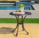 Multipurpose Pool Table, Metal Material, Bronze Color, Ideal For Outdoor Space, Stylish And Modern Design, Sturdy And Durable Construction, Resistant To Weather Conditions, Guarantee Included & E-Book