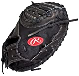 Rawlings Heart of the Hide Pro Mesh Catchers Baseball Mitt (Dark Brown-Right Hand Throw, 32 1/2-Inch)