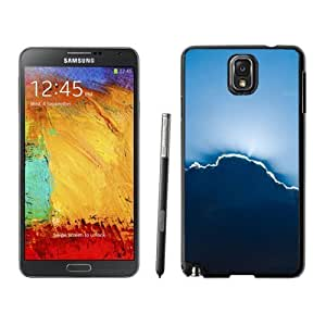 NEW Unique Custom Designed For Case Iphone 6Plus 5.5inch Cover Phone Case With Sun Through Clouds_Black Phone Case