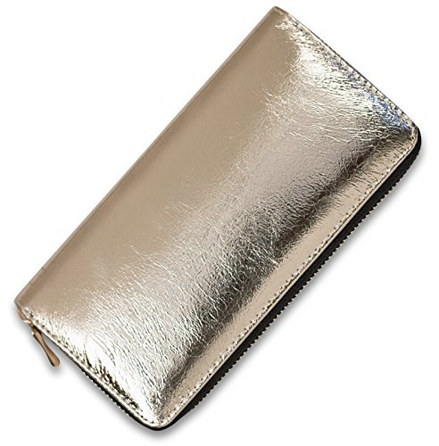 Glam Metallic Clutch - 1