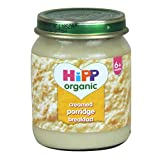 HiPP Organic - Baby Food 6+ Months - Creamed Porridge Breakfast - 125g (Case of 6)