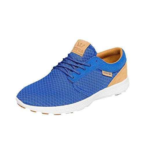 Supra Herren Schuhe / Sneaker Hammer Run blau 37.5