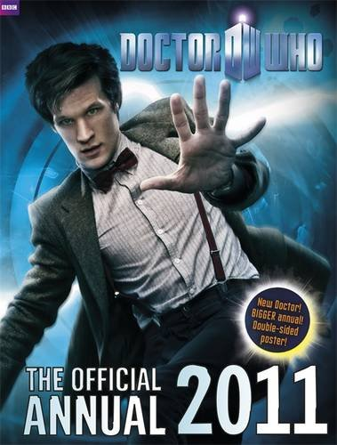 Doctor Who: Official Annual - Bookshop Online Bbc