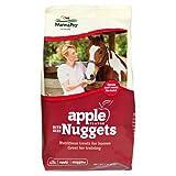 Manna Pro 0092954252 Apple Horse Treats, 1-Pound