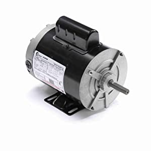 1/2hp 3600RPM Aeration Farm Motor 48Z Frame 115/230volts AO Smith/Century Electric Motor # B666