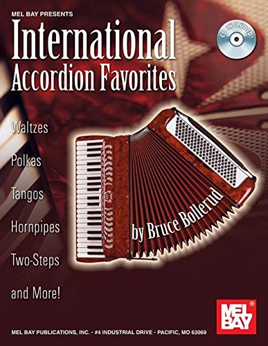 Download International Accordion Favorites Waltzes, Polkas, Tangos, Hornpipes, Two-Steps and More! PDF
