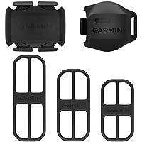 Garmin Speed Sensor 2 and Cadence Sensor 2 Bundle, Bike Sensors to Monitor Speed and Pedaling Cadence