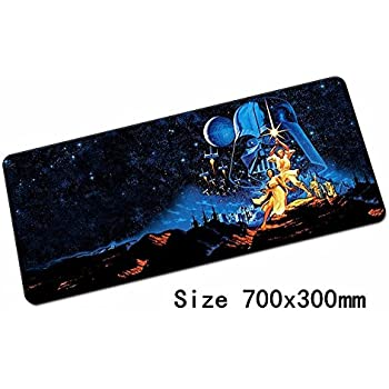 Amazon Com Hot New Star Wars Mouse Pad 700x300mm Pad To