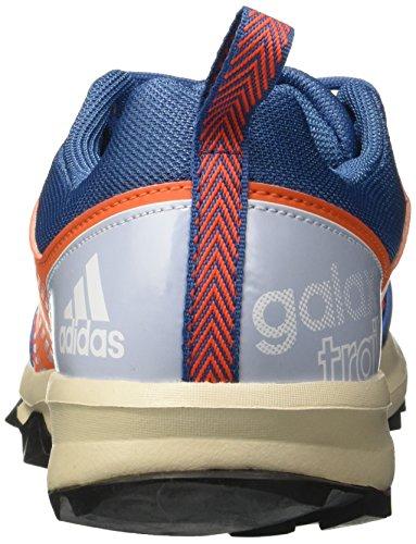 Adidas Galaxy, Chaussures de Trail Homme, Rouge (Azubas/Ftwbla/Narene), 46 EU