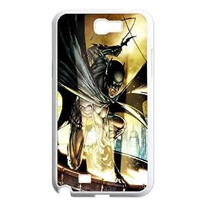 Samsung Galaxy N2 7100 Cell Phone Case White Batman Comic K7F3TA