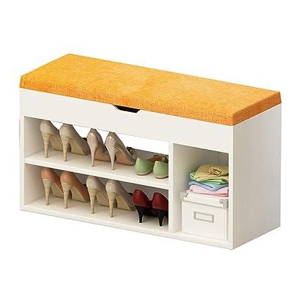 Awe Inspiring Amazon Com Shoe Racks Ynn Shoe Storage Bench Cabinet With 2 Uwap Interior Chair Design Uwaporg