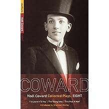 Noël Coward: Plays 8 (v. 8)