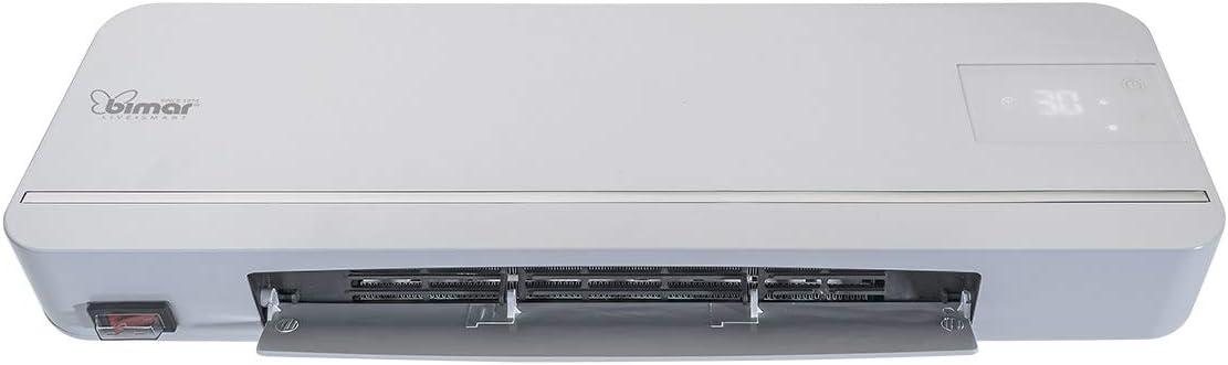 Bimar Calefactor de Pared HP116, Calentador de Ventilador de Pared ...