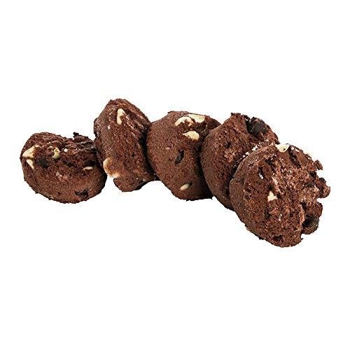 (Otis Spunkmeyer Sweet Discovery Double Chocolate Chip Cookies Dough, 1.33 Ounce -- 240 per case.)