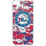 NBA Philadelphia 76ers iPod Touch 6th Gen LeNu Case - Philadelphia 76ers Red Digi Camo Lenu Case For Your iPod Touch 6th Gen