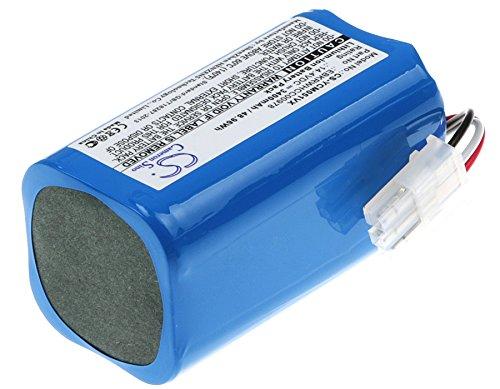 Cameron sino 3400mAh Vacuum Replacement Battery for iCLEBO YCR-M05-10 YCR-M05-11 YCR-M05-20 YCR-M05-30