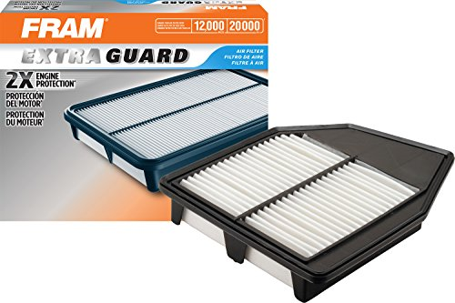 FRAM CA10467 Extra Guard Rigid Panel Air Filter (Accord 2008 Honda Horsepower)